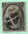 73 Early US Stamp Fancy Cancel