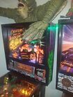 Creature From The Black Lagoon BALLY PINBALL MACHINE W/TOPPER   HOME USE ONLY