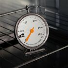 Stainless Steel Baking Oven Thermometer Kitchen Food Meat Cooking 50-2lq