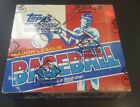 1986 Topps Baseball Cello Box (BBCE Wrapped)