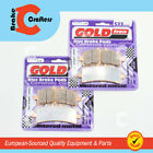 2009 - 2012 DUCATI STREETFIGHTER - FRONT S33 BRAKE PADS - 2 PAIRS