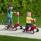 Radio Flyer Scoot 2 Scooter Red