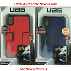 NEW UAG Urban Armor Gear Card Folio Metropolis Cover Case For iPhone X 10