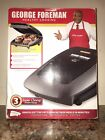 George Foreman 60 Super Champ Grill
