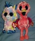 Gilda & Blitz Ty Beanie Boos Set of 2 - New - MWMT - FREE SHIPPING