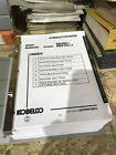 Kobelco SK200-8, SK210LC-8 Hydraulic Excavator Repair Shop Service Manual