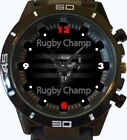 Rugby Champ New Gt Series Sports Unisex Gift Wrist Watch UK SELLER