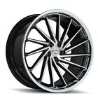 20 GIOVANNA SPIRA FF DIAMOND CONCAVE WHEELS RIMS FITS LEXUS GS300 GS400 GS430