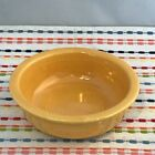 Vintage Fiestaware Yellow 4 3/4 inch Fruit Bowl Fiesta Small Original Yellow
