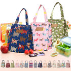 For Work Travel Picnic Storage Insulated Thermal Cooler Bento Lunch Box Tote Bag