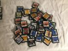 NINTENDO DS GAMES TESTED AND WORKING MANY TITTLES FREE SHIPPING LOT  3
