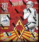 2017 Panini Phoenix Football Sealed Hobby Box - 3 Hits - Free Shipping