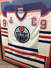 WAYNE GRETZKY The Great One Oilers AUTO Authentic Jersey UDA Autograph