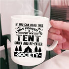 Awesome Gift For Camper Coffee Mug Best Camping Cup