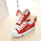 2018 Hot Classic Women Girls Canvas Shoes Low Top Comfort Sneaker Casual Shoes