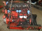 David Brown 1290 Complete Engine Starts  Runs Well in Good condition