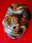 Rare - Circa 1930s - Hand Carved - Wood Wooden - Gorilla Mask - Amazing Details