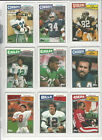 FREE SHIPPING! 1987 TOPPS FOOTBALL COMPLETE 396-CARD SET ALL CARDS GEM MINT