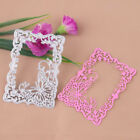 EP Butterfly Frame Metal Cutting Die Scrapbooking Album Embossing Paper Cards C