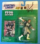 Kenner 1996 Starting Lineup JAY NOVACEK signed AUTOGRAPHED Dallas Cowboys