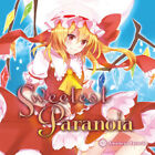 Amateras Records Touhou Toho Project Doujin CD Sweetest Paranoia