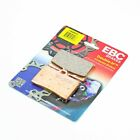1996 - 1998 LAVERDA 668 STRIKE - FRONT EBC HH RATED SINTERED BRAKE PADS