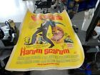 Vintage Original 1965 Elvis Presley Harum Scarum Movie Poster 40x30