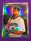 $100 MINT 2010 Topps Chrome REFRACTOR #190 Giancarlo Mike Stanton ROOKIE Card RC