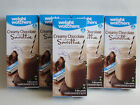 Weight Watchers CREAMY CHOCOLATE Smoothie Shakes 5 Boxes  35 Smoothie Shakes