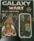 300 GALAXY WARS STICKERS BOOK 2O Designs Engines LaserCard Making Free Post