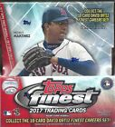 2017 Topps Finest Factory Sealed Baseball Hobby Master Box