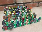 63 Lego minifigures NEW Batman, Jack Sparrow, Star Wars, Simpsons, Toy Story etc
