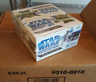STAR WARS CLONE WARS STICKERS SEALED BOX FRESH FROM CASE 2008 TOPPS