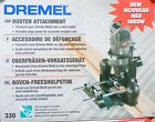 Dremel 330 Router Attachment.Boxed & hardly used, if at all