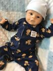 Reborn Baby Boy Doll Miles 16 and 36 lbs