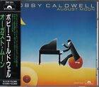 BOBBY CALDWELL / AUGUST MOON JAPAN CD OOP W/OBI