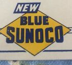 SUNOCO Advertising Card Excellent 1940's