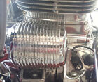Harley Davidson Oil Cooler Billet Fit Any Twincam Softail Custom FXSTC Any Dyna