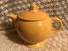 Vintage FIESTA Fiestaware Ware Yellow Teapot AS IS
