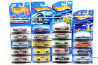 19 pc Hot Wheels Buick Plymouth Olds Die Cast Car Lot 1997 2002 Mattel NOC