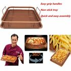 Gotham Steel Copper Crisper Tray - AIR FRY IN YOUR OVEN -NEW! (a