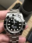 Rolex Submariner No Date Reference 114060