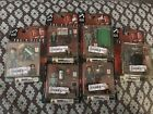 X-Files Palisades Pals Series 1 Set Of 6 Mini Figures See Pictures