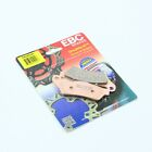 1999 - 2001 MOTO GUZZI QUOTA 1100 ES - REAR EBC HH RATED SINTERED BRAKE PADS