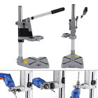 Multifunction Double Holes Carbon Steel Aluminum Bench Clamp Drill Press Stand E
