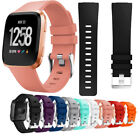 Sports Strap For Fitbit Versa Smart Watch Bands Silicone Bracelet Wrist Band US