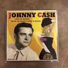 Johnny Cash I Love You Because 7 Record Store Day 2018 RSD 2018