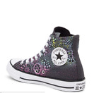 New Converse Chuck Taylor All Star Pattern High Top Sneaker Womens Size 7