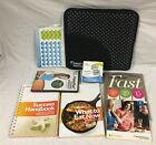 DELUXE WEIGHT WATCHERS POINTS PLUS STARTER MEMBER STARTER KIT CALCULATOR GUIDES