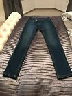 French Connection Ladies Vintage Blue Skinny Jeans UK size 10 BNWOT